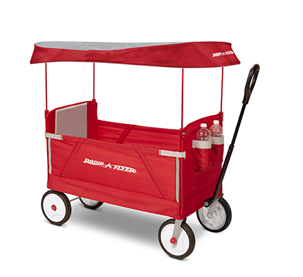 Model 3951 3-IN-1 EZ Fold Wagon™ With Canopy Parts