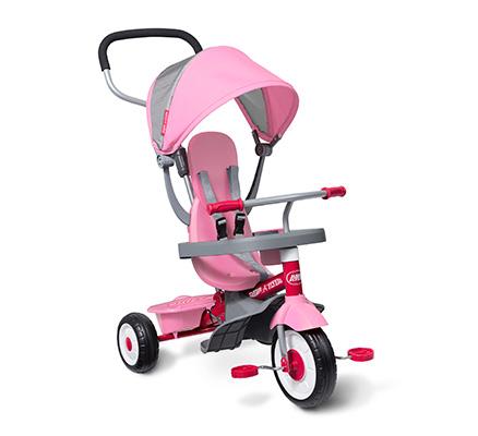 Model 481P 4-in-1 Stroll 'N Trike®-Pink Parts