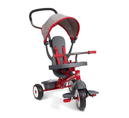 Model 484 5-in-1 Activity Stroll 'N Trike® Parts