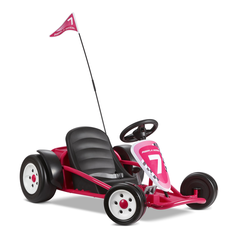 Model 940 Ultimate Go-Kart Pink