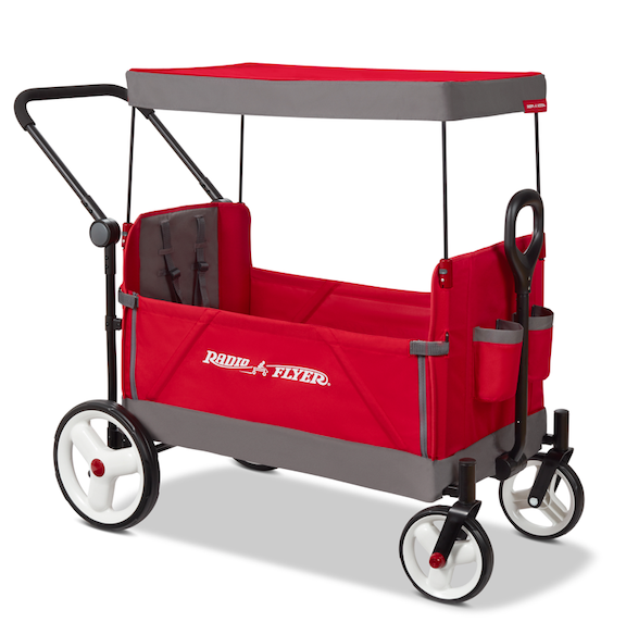 Model 3970 Convertible Stroller Wagon