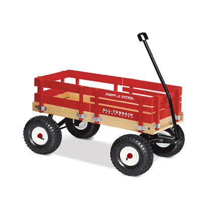 Model 29 All-Terrain Cargo Wagon Parts