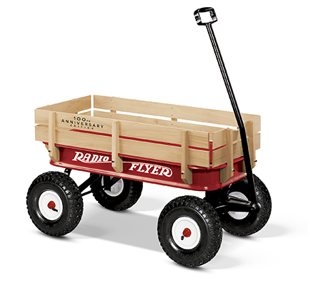 Model 22W-100 All-Terrain Wagon™ Parts