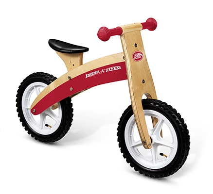 Build-A-Balance-Bike™ Parts