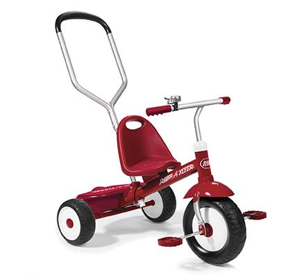 Model 53V Deluxe Steer & Stroll Trike® Parts