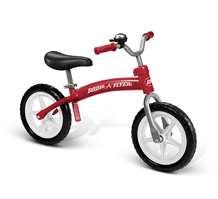 Classic Glide & Go Balance Bike Parts