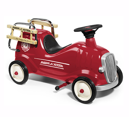 Model 909 Little Red Fire Engine Parts