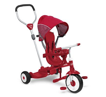 Model 499 Ride & Stand Stroll 'N Trike™ Parts