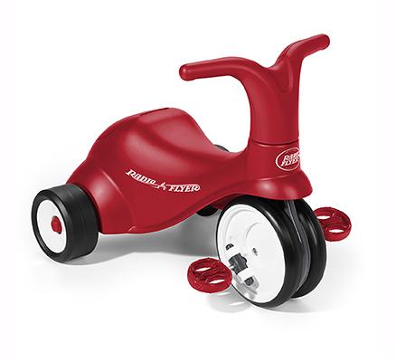 Model 68 Scoot 2 Pedal™ Parts