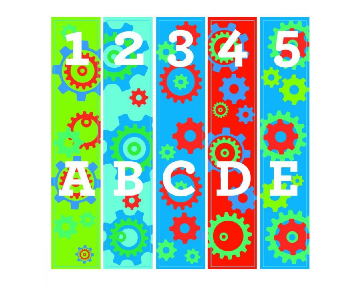 ROLLER STICKERS- KIT- 603