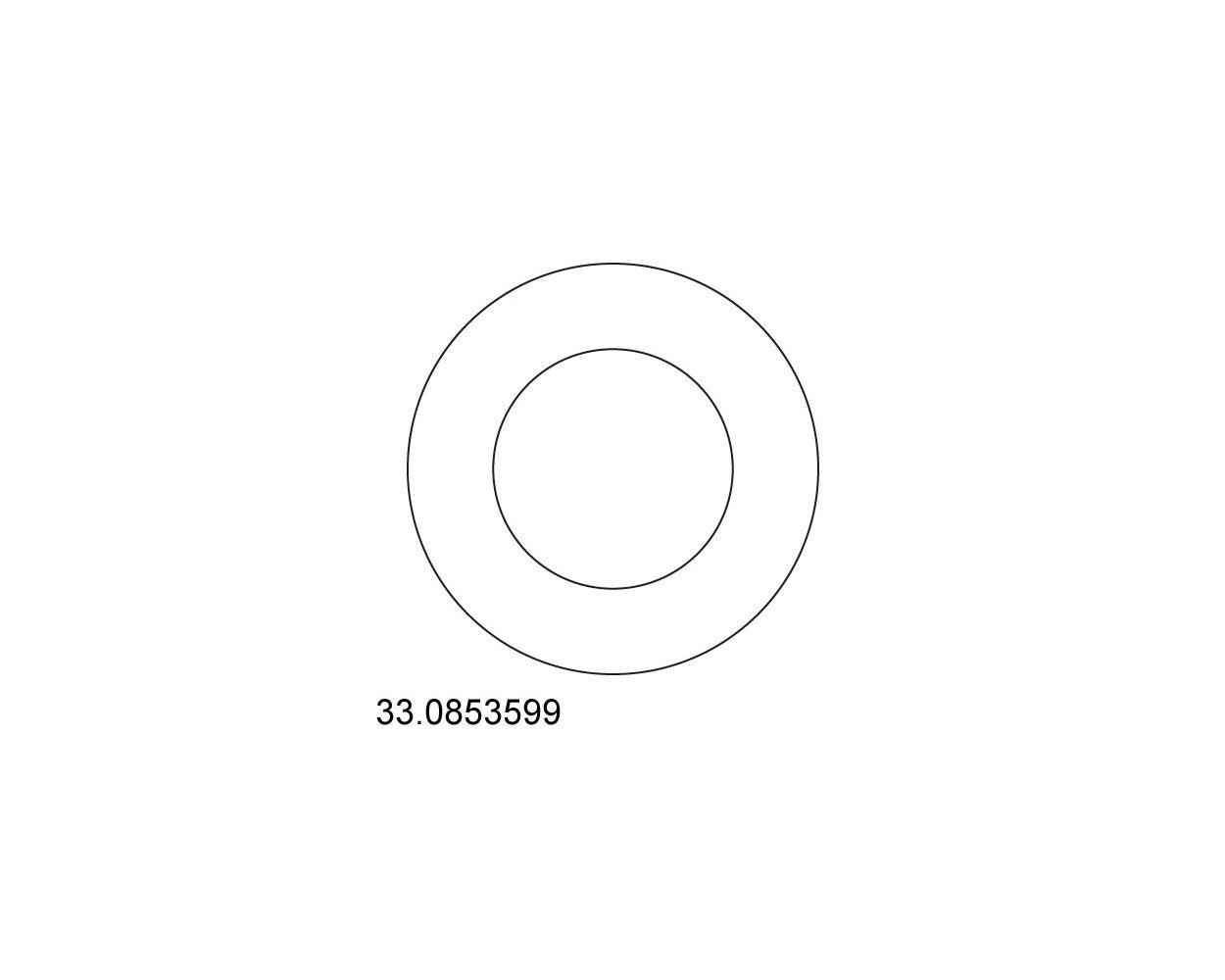WASHER - M6 12MM OD X 6MM ID X