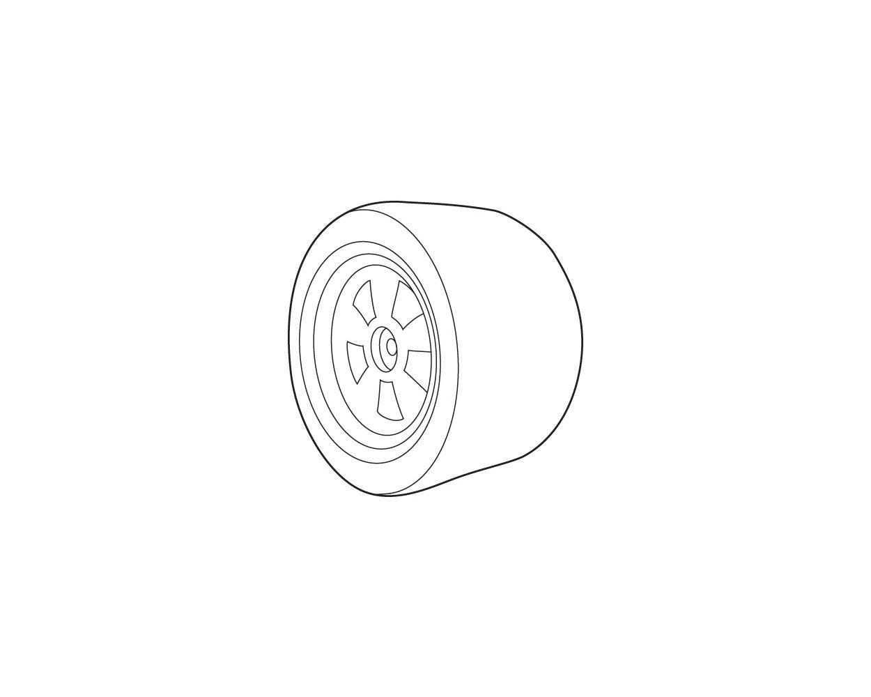 Rear Wheel Kit